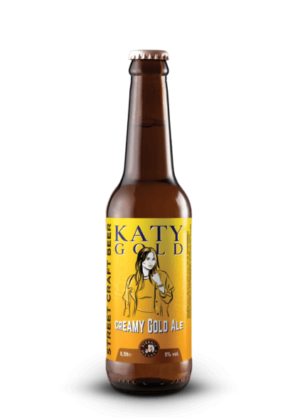 Katy Gold – Creamy Gold Ale